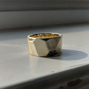 Kendra Scott Gold Ring